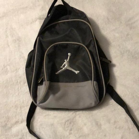 98e2bf0a9bdb4a Mini air Jordan backpack